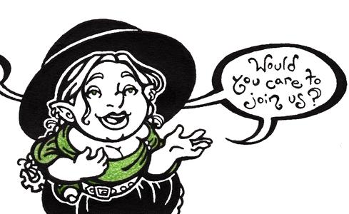 """Tock the Gnome"" page 49 promo"