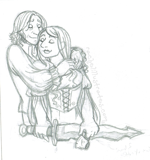 "Rumbelle, ""Her Strength, too"""