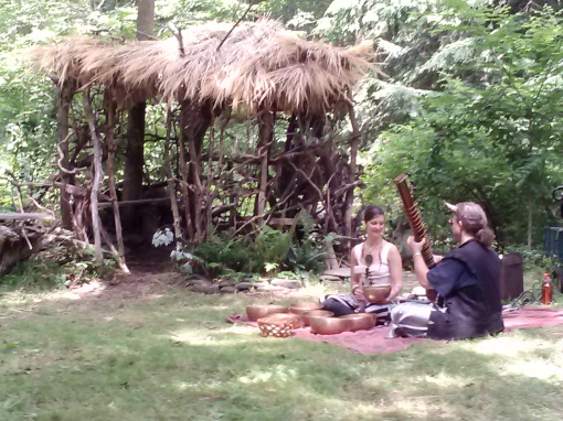 Amazing locations, NY Faerie Fest 2014