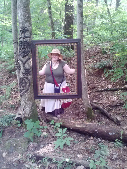 Rachel Marsh, at NY Faerie Fest 2014