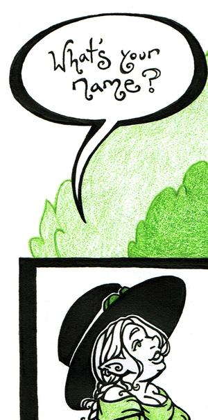"""Tock the Gnome"" page 57 promo"