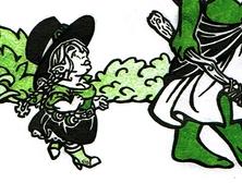 """Tock the Gnome"" page 62 promo"