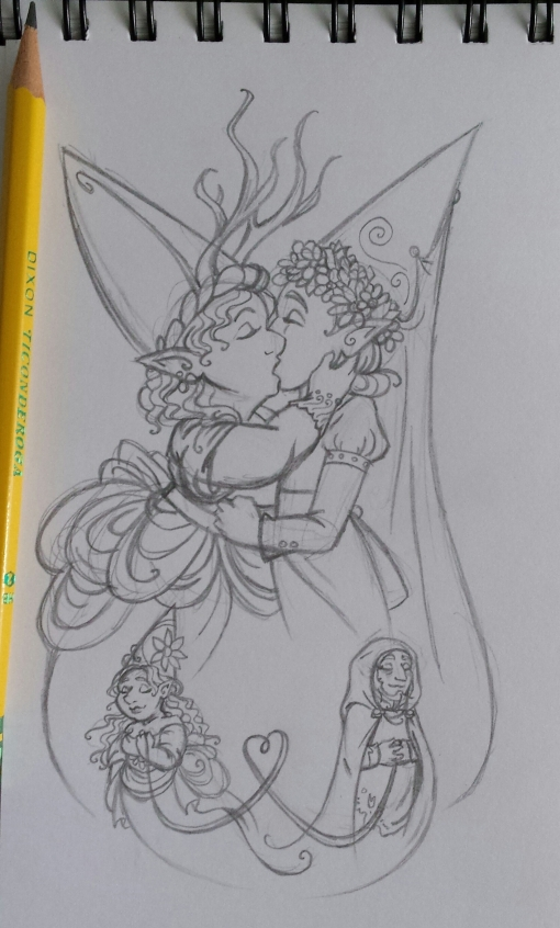 sketch___blessed_beltane__gnomish__by_rachelillustrates-da16ctt (1)