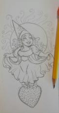 sketch___blessed_midsummer__gnomish__by_rachelillustrates-da7461l