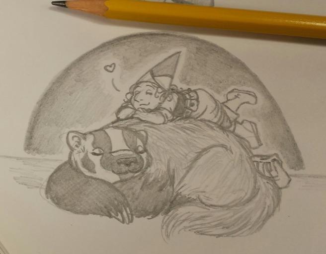 gnomevember3_rachelillustrates