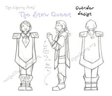 cherry_arts_snow_queen___outrider_by_rachelillustrates-dar2zqn