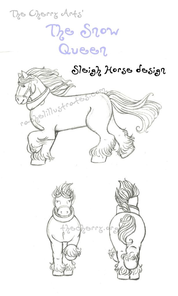 cherry_arts_snow_queen___sleigh_horse_by_rachelillustrates-dar2zqb