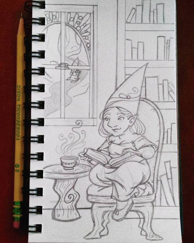 gnomevember2017day24_rachelillustrates