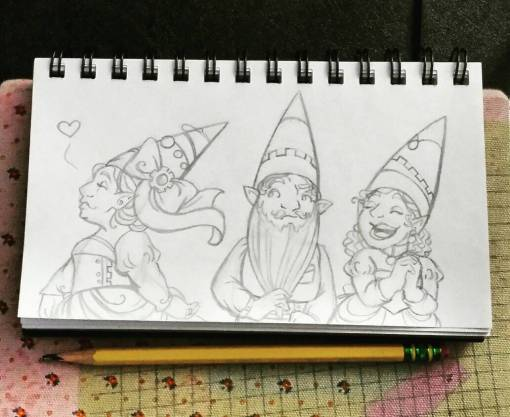 gnomevember2017day5_rachelillustrates