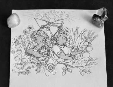sabbat_sketches___litha__persephone___junefae_16_by_rachelillustrates-dcfaplz